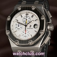 AUDEMARS PIGUET Royal Oak Offshore - Titanium Montoya