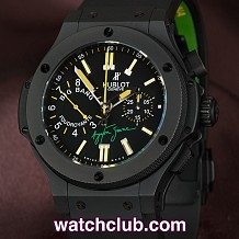Hublot Big Bang Ayrton Senna Foudroyante - Limited Edition