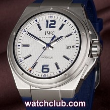 IWC Ingenieur - 'Mission Earth Plastiki' Limited Edition