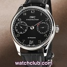 IWC Portuguese 7-Day Power Reserve - 'Complete Set'