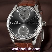 IWC Portuguese Regulateur - White Gold