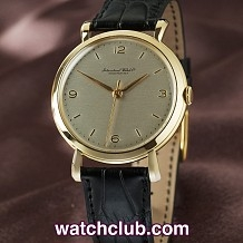 IWC Vintage - 18ct Yellow Gold