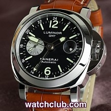 Panerai Luminor GMT 44mm - Steel
