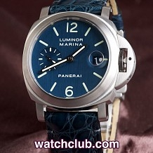 "Panerai Luminor Marina 40mm ""Box & Certificate"""
