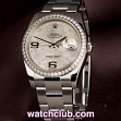"Rolex Datejust Diamond-Set Bezel ""New Model"""