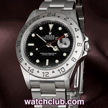 Rolex Explorer II - Black Dial 40mm