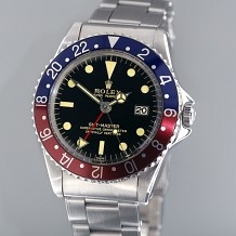 Rolex GMT-Master 'Pointed Crown Guard'