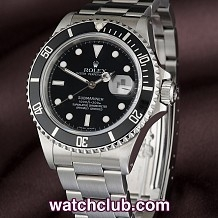 "Rolex Submariner Date - Rare ""Triple Zero"""