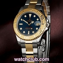 "Rolex Yacht-Master Steel & Gold ""Medium Size'"""