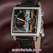 Tag Heuer Monaco 'Gulf' Vintage Limited Edition 